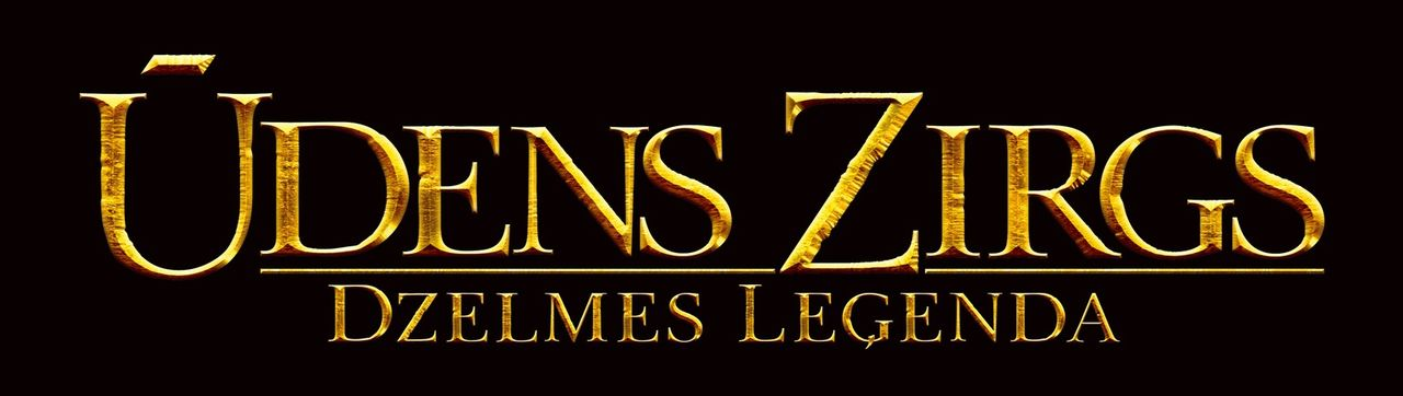 """Üdens Zirgs - Dzelmes Legenda"" - Logo - Bildquelle: CPT Holdings, Inc. All Rights Reserved. (Sony Pictures Television International)"