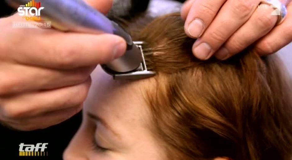 Taff Video Glatzen Umstyling Prosieben