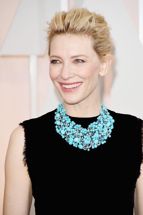 Cate Blanchett Red Carpet - Bildquelle: getty AFP