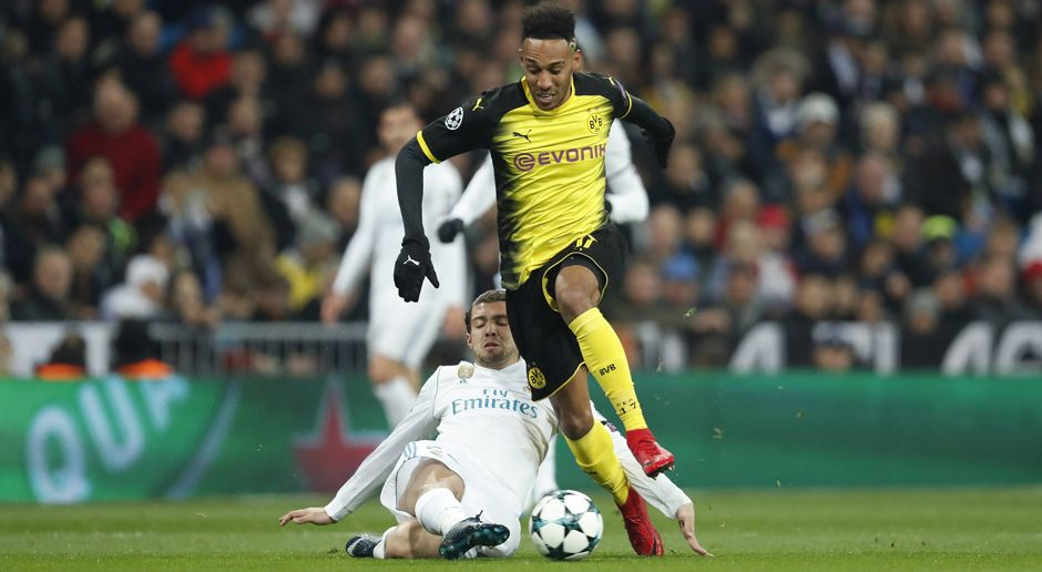 Pierre-Emerick Aubameyang (Borussia Dortmund) - Bildquelle: Imago