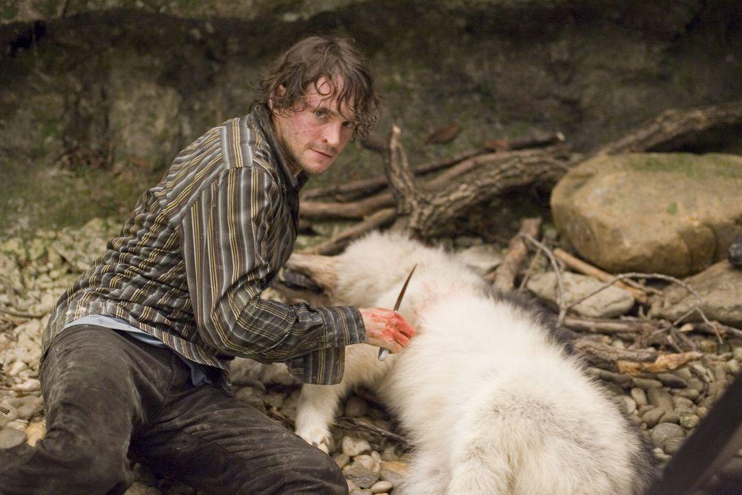 Wider Erwarten gelingt es Aiden (Hugh Dancy), Rafe zu töten. Doch nun hat er die ganze Werwolfmeute gegen sich, den Rafe war Gabriels Sohn ... - Bildquelle: 2007 Kinowelt GmbH