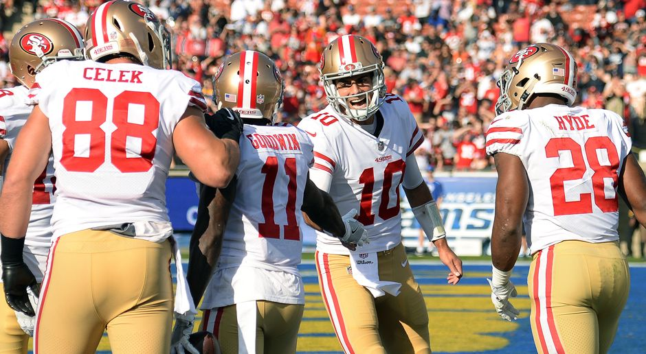 San Francisco 49ers - Bildquelle: 2017 Getty Images