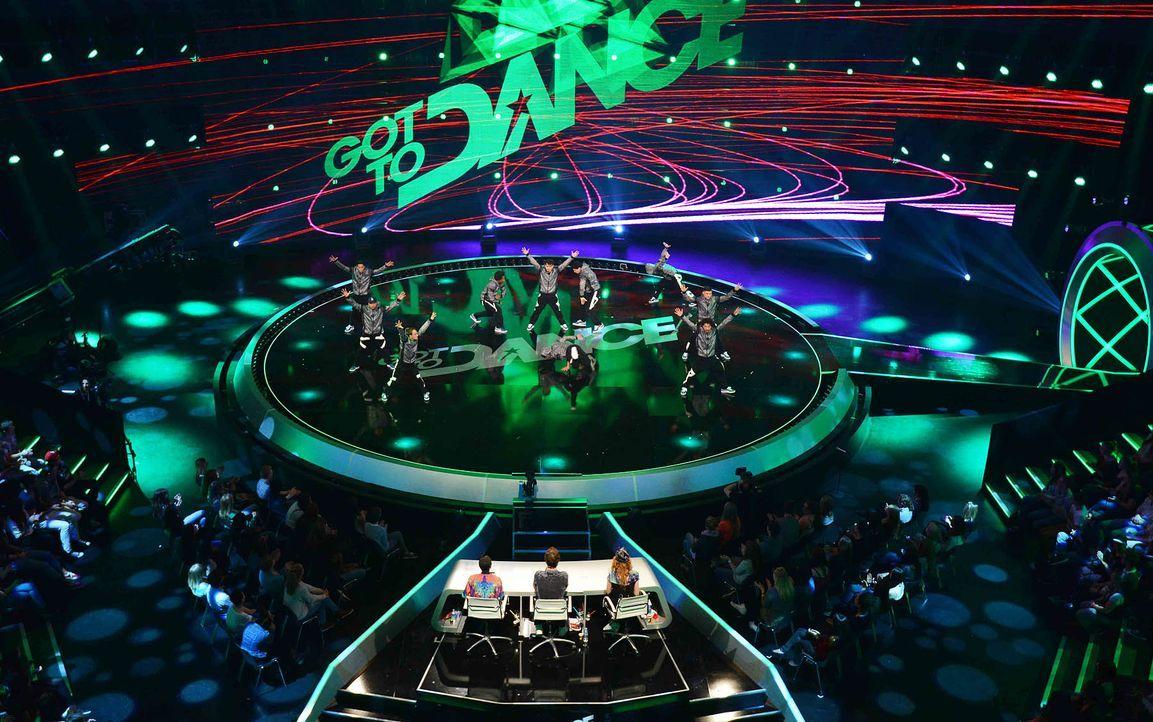Got-To-Dance-B-Town-Allstars-04-SAT1-ProSieben-Willi-Weber - Bildquelle: SAT.1/ProSieben/Willi Weber