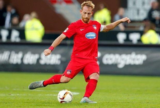 Marc Schnatterer trifft gegen Bielefeld doppelt
