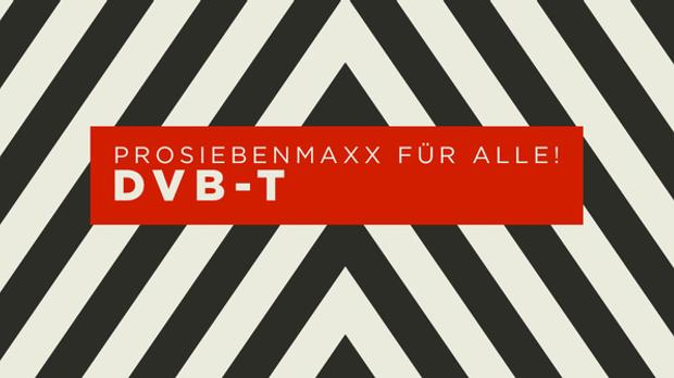 prosieben maxx empfang ber dvb t. Black Bedroom Furniture Sets. Home Design Ideas