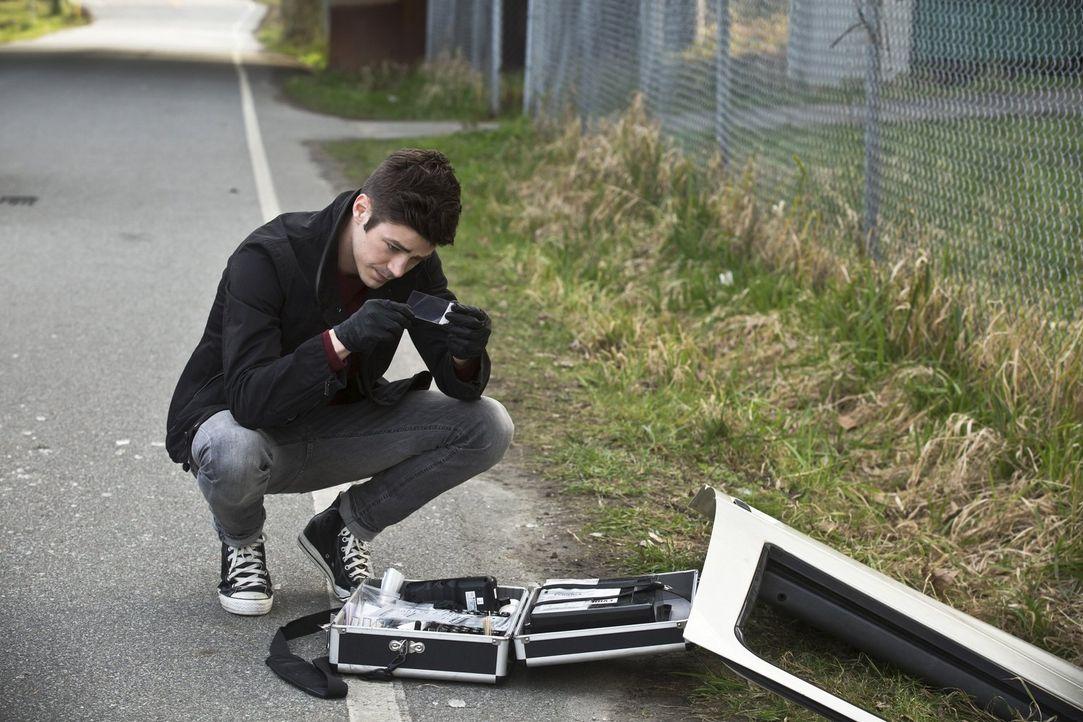 Nachdem Barry (Grant Gustin) seine Schnelligkeit an Zoom verloren hat, muss er damit zurechtkommen, wieder wie ein normaler Mensch zu leben ... - Bildquelle: Warner Bros. Entertainment, Inc.