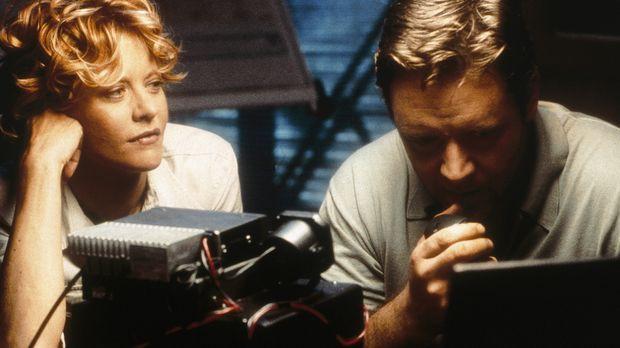 Immer wieder fordern Terry (Russell Crowe, r.) und Alice (Meg Ryan, l.) ein L...