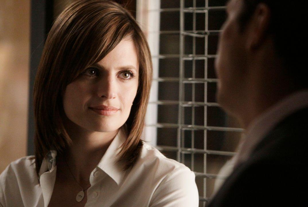 Das Team ermittelt in einem internationalen Spionage-Fall, der zahlreiche Fragen aufwirft: Beckett (Stana Katic) ... - Bildquelle: ABC Studios