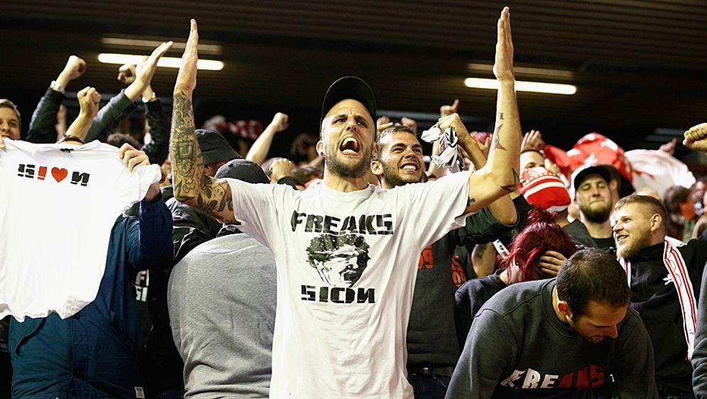 Die Fans des FC Sion müssen künftig auf europäische Nächte verzichten - Bildquelle: 2015 Getty Images