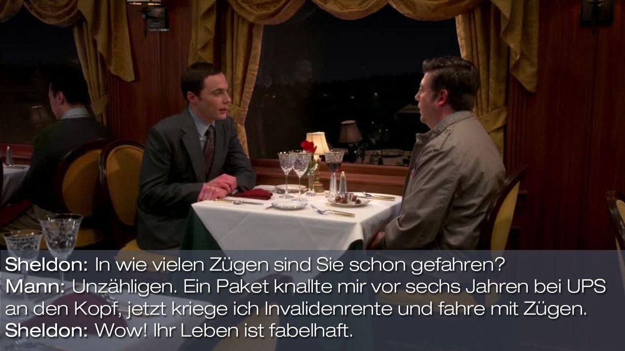 Staffel 7 Folge 15 - Zitat 6 - Bildquelle: Warner Bros. Television
