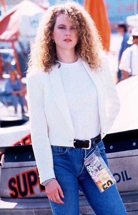 Dr. Claire Lewicki (Nicole Kidman) macht sich große Sorgen um den waghalsigen Rennfahrer Cole Trickle ... - Bildquelle: Paramount Pictures