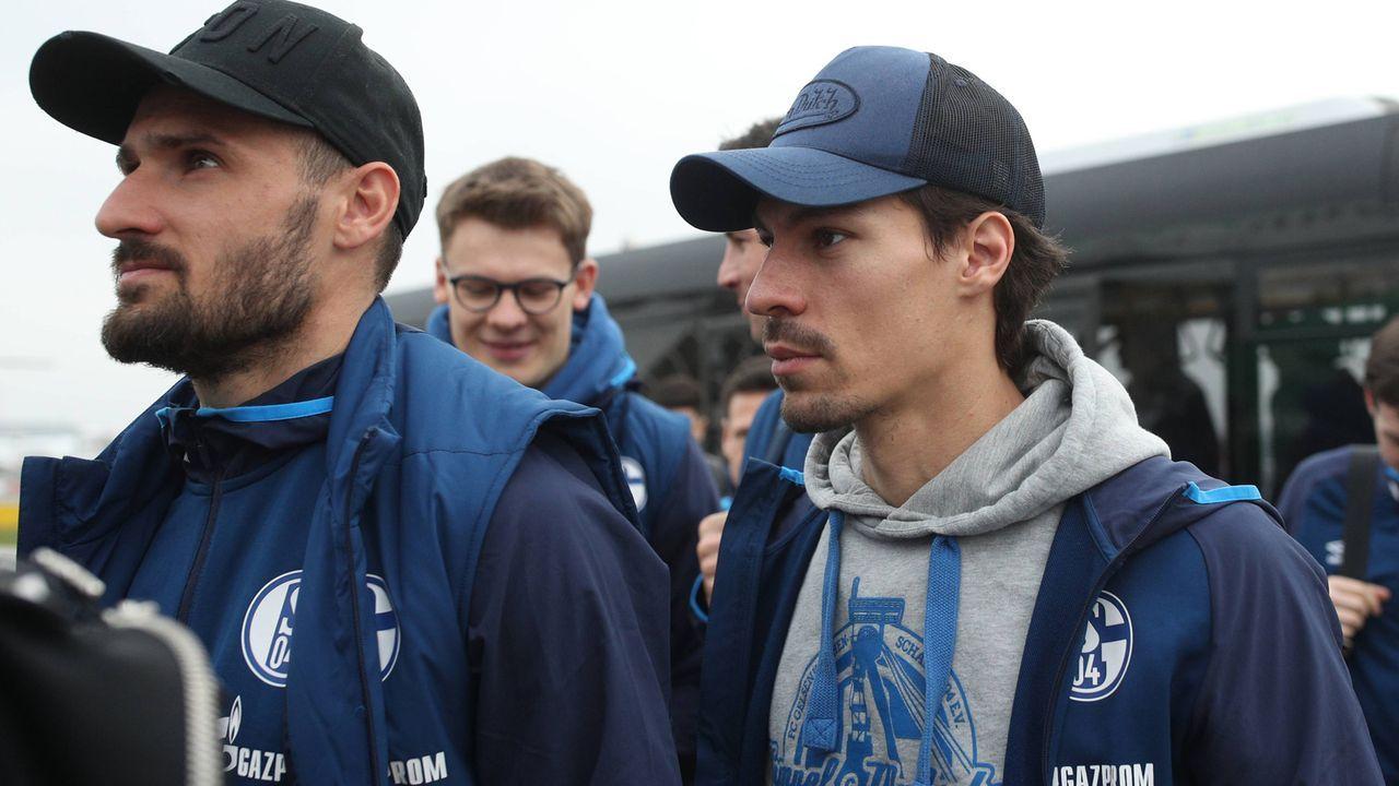 FC Schalke 04 (Benidorm/Spanien) - Bildquelle: imago/RHR-Foto