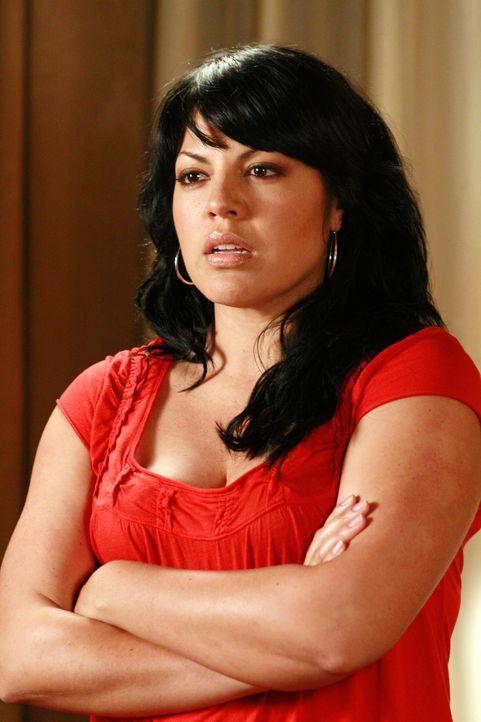 Setzt George vor die Tür: Callie (Sara Ramirez) ... - Bildquelle: Touchstone Television