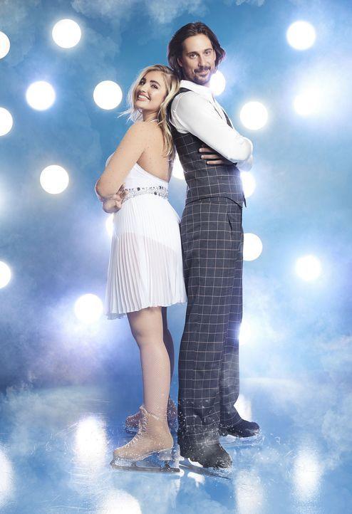 Sarina Nowak mit Tanzpartner - Bildquelle: Fotograf: Marc Rehbeck