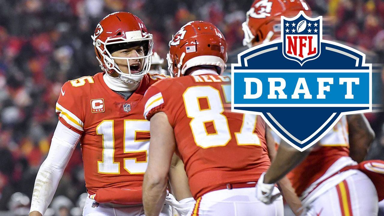 Draft 2019: In dieser Reihenfolge wählen die Teams - Bildquelle: imago