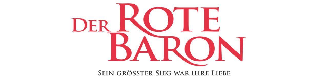 Der Rote Baron - Logo - Bildquelle: Warner Bros. Television