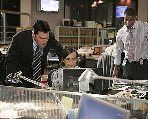 Criminal Minds | Tabula Rasa | Bildergalerie | Filme & Serien | www.sat1.de - Bildquelle: Touchstone Television