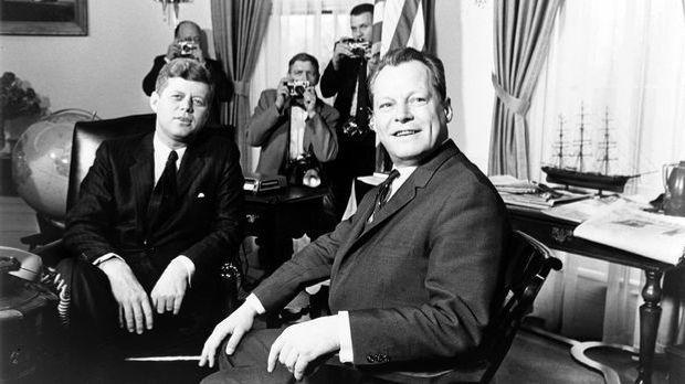 Für die Invasion der Schweinebucht war die CIA unter Präsident John F. Kenned...