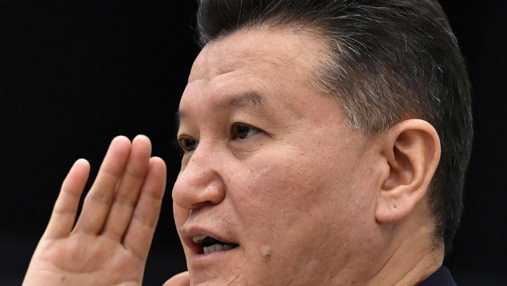 Kirsan Iljumschinow wurde bis Januar 2019 suspendiert - Bildquelle: AFPSIDYURI KADOBNOV