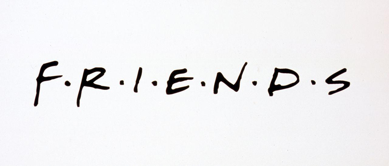 'Friends' - Logo - Bildquelle: TM+  2000 WARNER BROS.