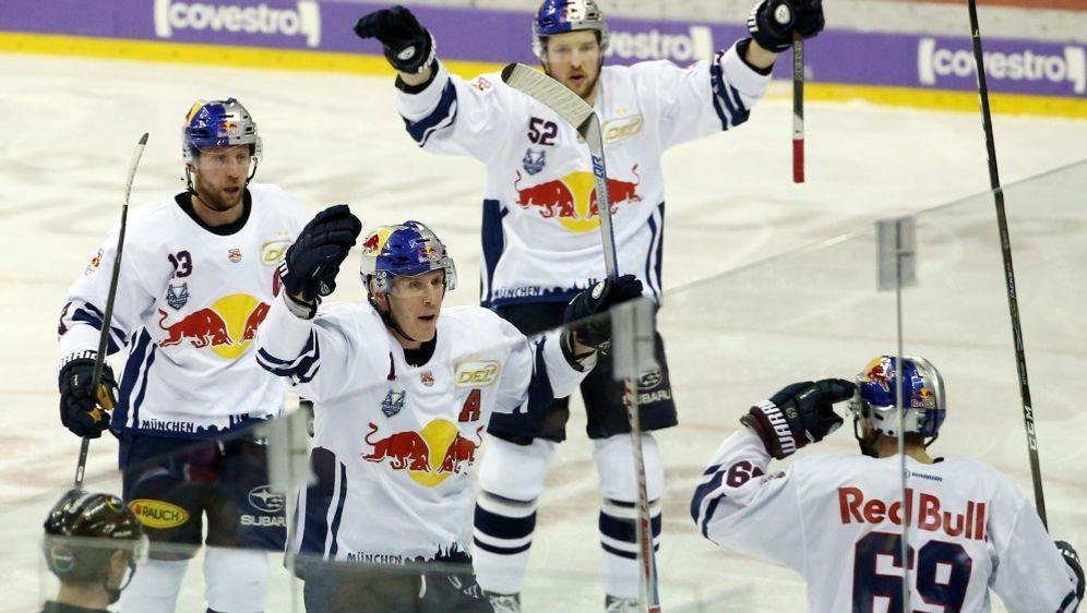 Erfolgreicher Saisonstart für Red Bull München - Bildquelle: PIXATHLONPIXATHLONSID