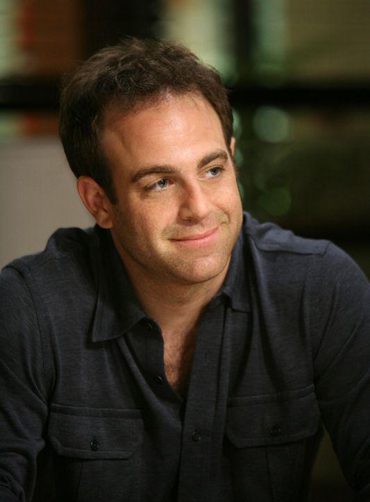 Cooper (Paul Adelstein) gerät in eine verzwickte Situation wegen zwei vertauschten Babies ... - Bildquelle: 2007 American Broadcasting Companies, Inc. All rights reserved.