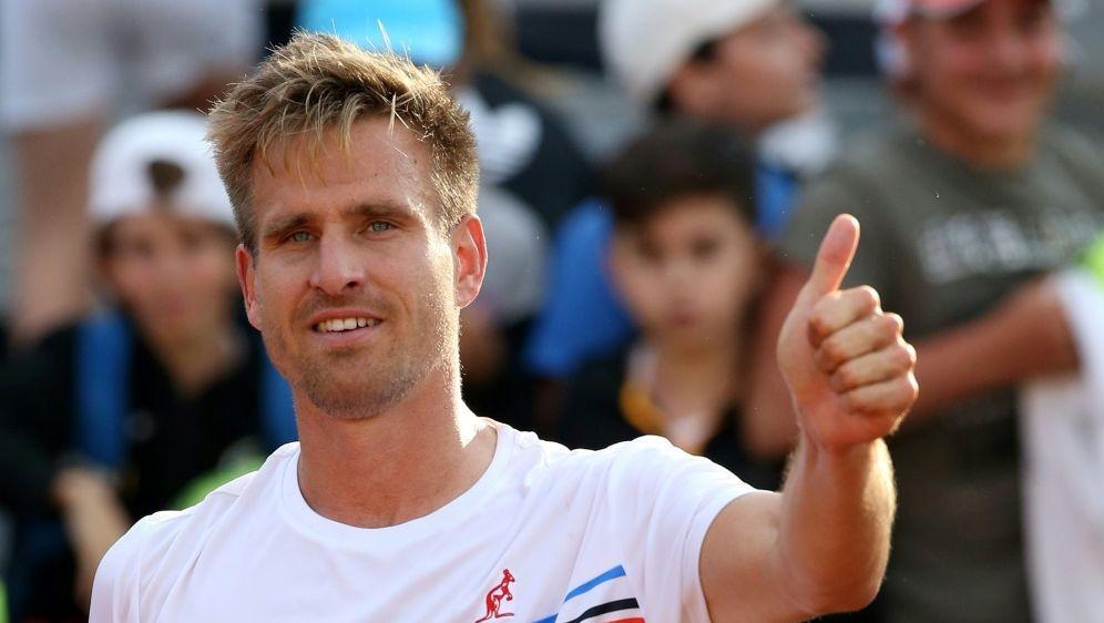 Gojowczyk erreicht in Indian Wells die nächste Runde - Bildquelle: PIXATHLONPIXATHLONSID