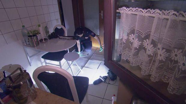 Achtung Kontrolle! - Video - Ein Bild der Verwüstung: Herausforderung für Spurensicherung ...