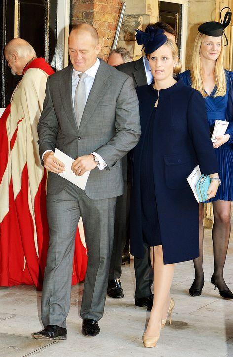 Taufe-Prinz-George-13-10-23-29-AFP - Bildquelle: AFP