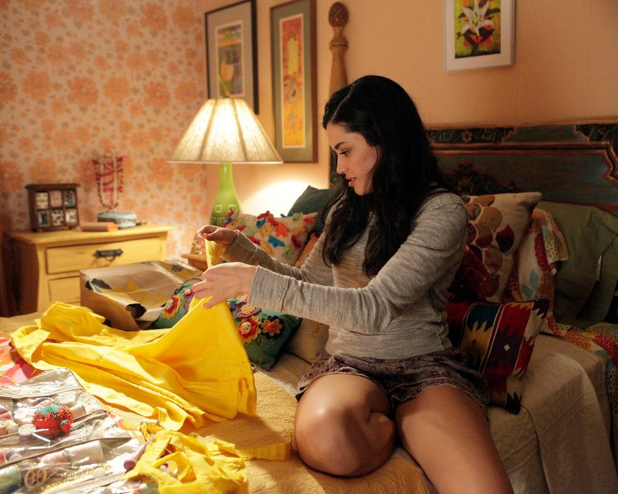 Während Marisol herauszufinden versucht, ob ihr Sohn wirklich ein Mörder ist, verliebt sich Valentina (Edy Ganem) in Remi. Doch wird sie eine Chance... - Bildquelle: ABC Studios