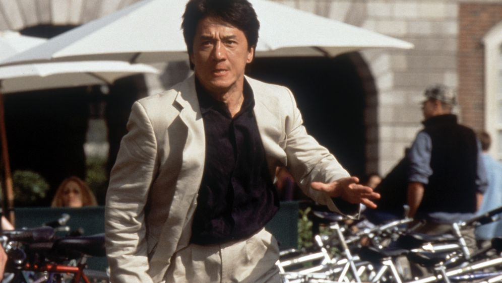 Jackie Chan - Bildquelle: 2004 Sony Pictures Television International. All Rights Reserved.
