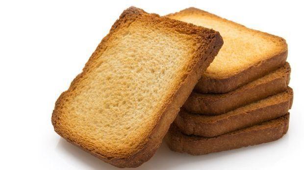 Der Hauptbestandteil der Zwieback-Diät ist natürlich das knusprige Gebäck.