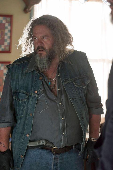 Der Club ist sich über Jax' neuesten Deal uneinig. Auf wessen Seite wird Bobby (Mark Boone Junior) stehen? - Bildquelle: 2012 Twentieth Century Fox Film Corporation and Bluebush Productions, LLC. All rights reserved.