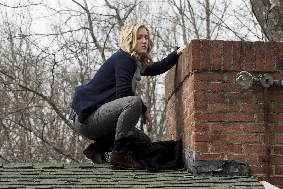 Hat noch ein sehr heißes Eisen im Feuer, um die Gangster dauerhaft loszuwerden: Patterson (Ashley Johnson) ... - Bildquelle: Warner Brothers