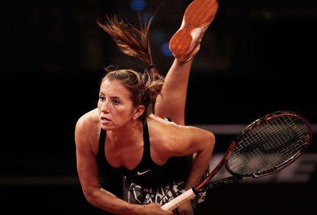 Annika Beck (Weltrangliste: Nr. 49) - Bildquelle: Getty
