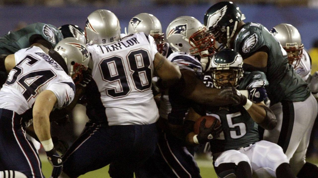 Super Bowl 2005: New England Patriots (24:21 gegen die Philadelphia Eagles) - Bildquelle: Imago
