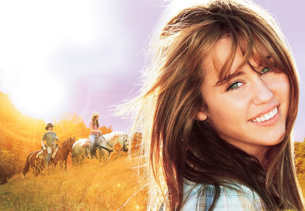 HANNAH MONTANA - DER FILM - Artwork - Bildquelle: Sam Emerson Walt Disney Pictures.  All Rights Reserved