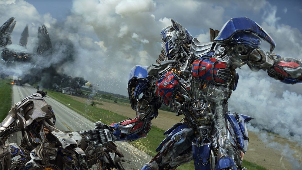 Transformers: Ära des Untergangs - Bildquelle: (2016) Paramount Pictures. All Rights Reserved. TRANSFORMERS, its logo & all related characters are trademarks of Hasbro & are used with permission.