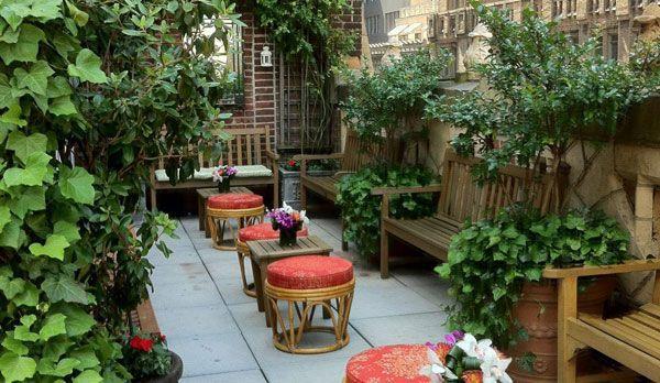 New York Sightseeing: Diese Orte müssen Sie gesehen haben - Bildquelle: Facebook/Library Hotel