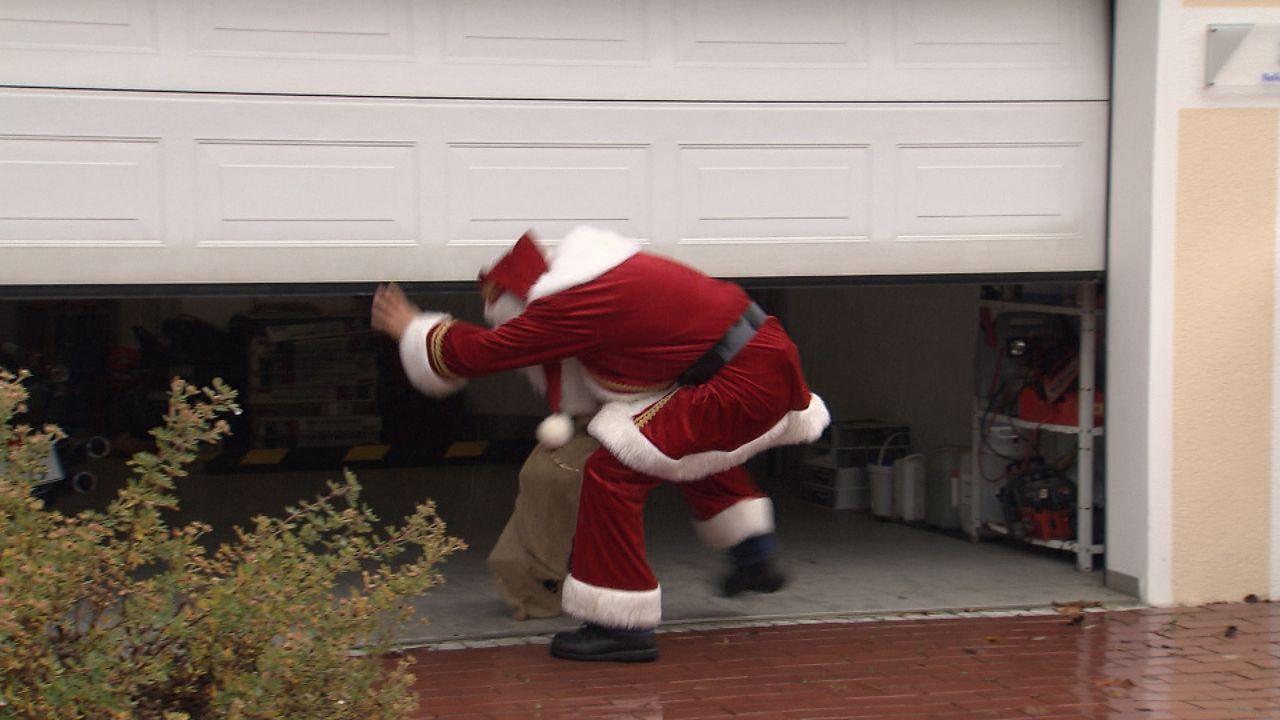 Wer-glaubt-schon-an-den-Weihnachtsmann20 - Bildquelle: SAT.1