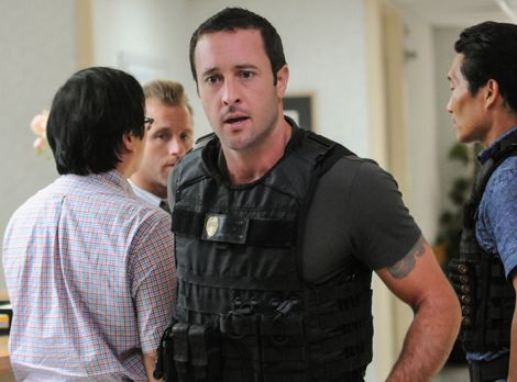Ein neuer Fall beschäftigt Steve (Alex O'Loughlin) und sein Team ... - Bildqu...