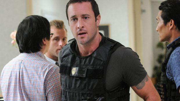 Ein neuer Fall beschäftigt Steve (Alex O'Loughlin) und sein Team ... © 2013 C...