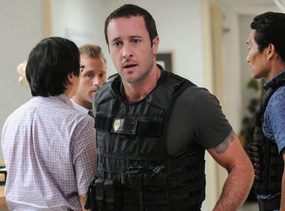 Ein neuer Fall beschäftigt Steve (Alex O'Loughlin) und sein Team ... - Bildquelle: 2013 CBS Broadcasting, Inc. All Rights Reserved.