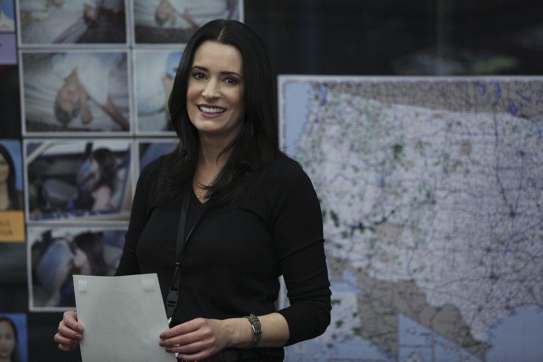 Bittet das BAU-Team um Hilfe: Emily Prentiss (Paget Brewster) ... - Bildquelle: Cliff Lipson ABC Studios