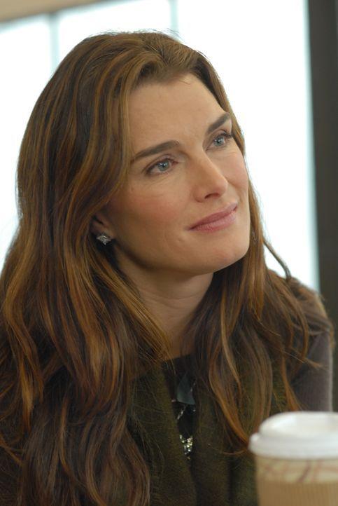 Bei Wendy (Brooke Shields) läuft privat alles bestens, nur eine Drehbuchautorin macht ihr beruflich zu schaffen ... - Bildquelle: 2004 NBC, Inc.