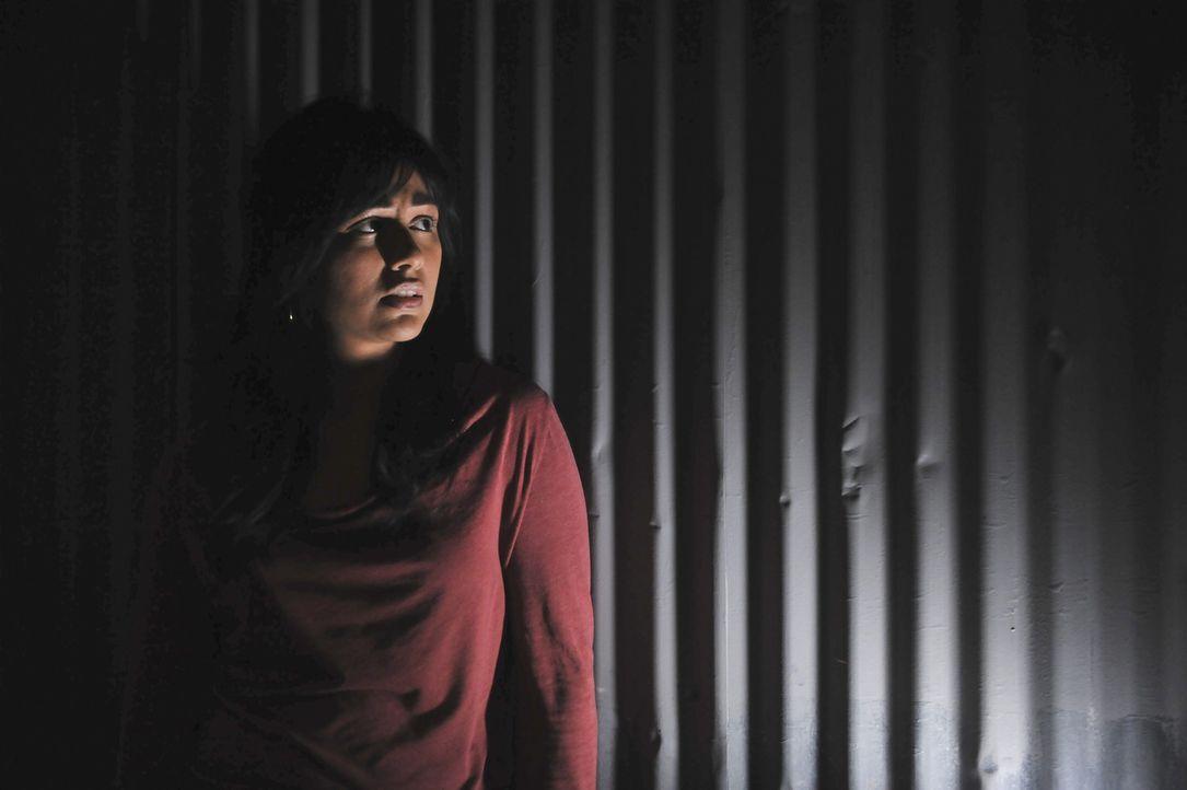 Sara El-Masri (Karen David), die Tochter eines reichen Geschäftsmannes, wird entführt. - Bildquelle: 2013 American Broadcasting Companies, Inc. All rights reserved.