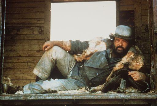 Eine Faust geht nach Westen - Buddy (Bud Spencer) ein Multitalent dem alles g...
