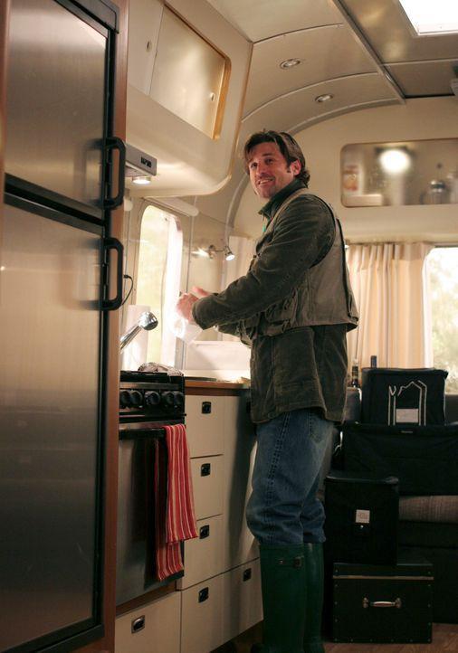 Während eines Ausflugs, versucht Derek (Patrick Dempsey) die Beziehung zu seiner Frau wieder aufzufrischen ... - Bildquelle: Touchstone Television