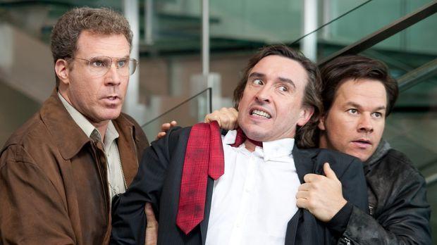 Der Investmentbanker David Ershon (Steve Coogan, M.) gerät mitten in Detectiv...