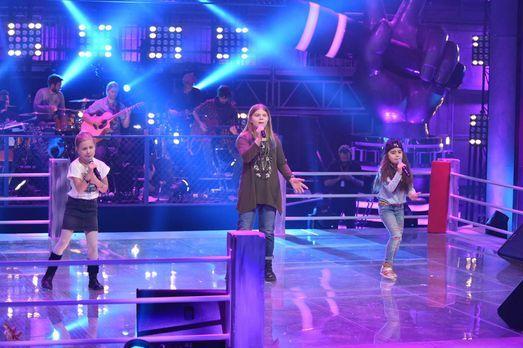 The-Voice-Kids-Stf04-Epi06-Auftritte-195-SAT1-André-Kowalski - Bildquelle: ©...